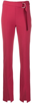 Pinko Slim-Fit Belted Trousers