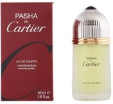 Cartier Pasha De By For Men. Eau De Toilette Spray 1.6 Ounces