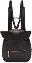 Sophia Webster Black Kiko Butterfly Backpack