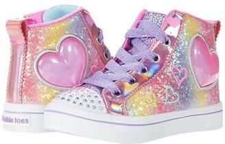 Skechers Twinkle Toes - Twi-Lites 2.0 314419L (Little Kid) (Multi) Girl's Shoes