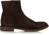 Paul Smith Sullivan suede ankle boots