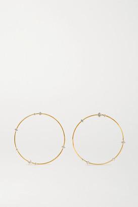 Fernando Jorge 18-karat Gold Diamond Earrings