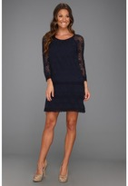 Juicy Couture Grace Dress (Regal) - Apparel