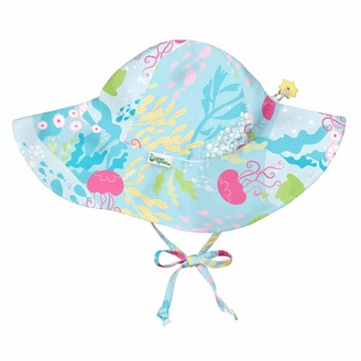 I Play. By Green Sprouts i play. Baby Girls' Brim Sun Protection Hat