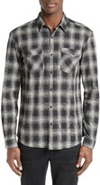 The Kooples Men's Jamaican Vacation Trim Fit Plaid Shirt