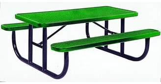 "3.1 Phillip Lim Plastic/Resin Patio Table Kidstuff Playsystems, Inc. Size H x 72"" L x 60"" W"
