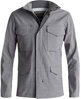 Quiksilver Men's Shell Harb Jacket