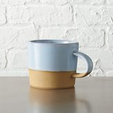 CB2 Natural Clay Mug 8oz