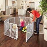 North States Portable Playard and Extension Kit Value Bundle by
