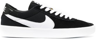 Nike Two-Tone Lace-Up Trainers