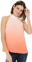 JLO by Jennifer Lopez Women's High Neck Shell Top