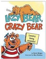 Harper Collins Lazy Bear, Crazy Bear - Hardcover