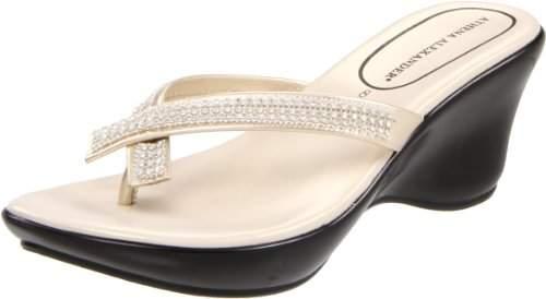 Athena Alexander Women's Roxi Thong Sandal