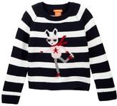 Joe Fresh Striped Pullover Sweater (Toddler & Little Girls)