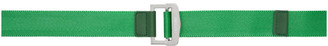 Ambush Green Buckle Belt