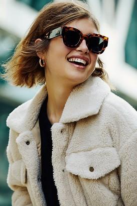 Free People Matera Modern Sunglasses