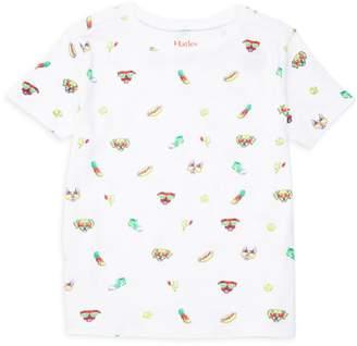 Hatley Little Boy's & Boy's Puppy Print T-Shirt