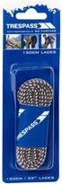 Trespass Laces 150cm Boot/Shoe Laces (Pack Of 2)