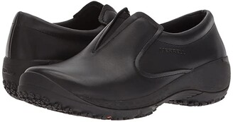 Merrell Work Encore Moc Q2 Pro (Black) Women's Industrial Shoes