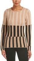 Escada Wool, Silk & Cashmere-blend Sweater.