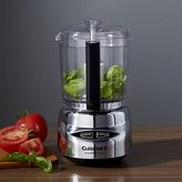 Crate & Barrel Cuisinart ® Stainless Steel Mini Prep Plus