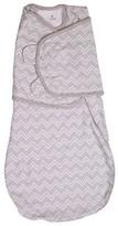 Summer Infant SwaddleMe® Love Sack Swaddle Wrap - Gray Chevron (S/M, 0-4mo)