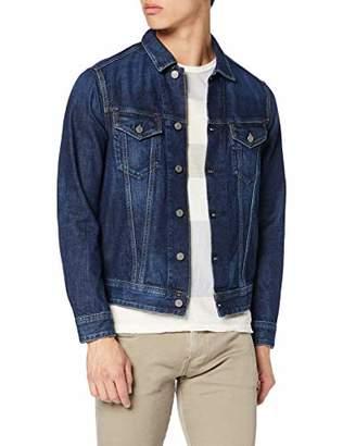 Replay Men's M301 .000.174 566 Denim Jacket, Dark Blue 7, Small