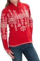 Obermeyer Cabin Pullover Sweater (For Women)