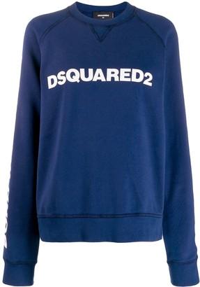 DSQUARED2 logo pullover