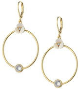 Kate Spade Special Occasion Drop Hoops Earring