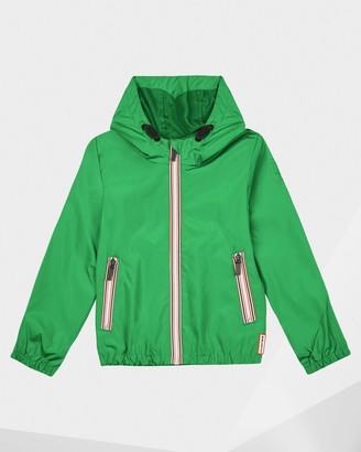 Hunter Original Kids Lightweight Packable Shell Jacket