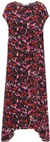 Schumacher Dorothee Abstract Flowering floral midi dress