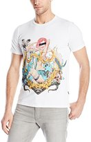 Just Cavalli Men's Pin Up Mermaid Tee