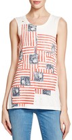 True Religion Flag Muscle Tank