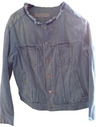 Marc by Marc Jacobs Blue Denim - Jeans Leather jackets