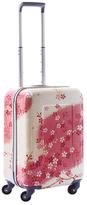 Hideo Wakamatsu Sakura Hardside Carry-On Luggage