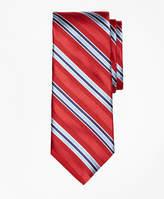 Brooks Brothers Alternating Framed Stripe Tie