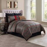 Asstd National Brand Genoa Ma Maison 8-Pc. Jacquard Comforter Set
