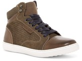 Robert Wayne Gunther Leather Hi-Top Sneaker