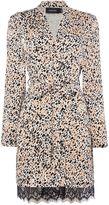 MinkPink Mink Pink Cheeta fever sleepwear robe