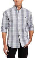 Wrangler Men's George Strait Collection Long Sleeve Woven Shirt