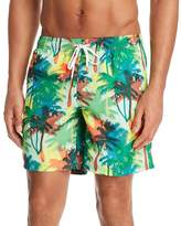 Sundek Tropical Swim Trunks