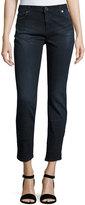 MICHAEL Michael Kors Skinny Ankle Jeans, Dark Indigo