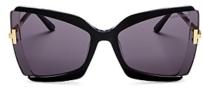 Tom Ford Women's Gia Butterfly Sunglasses, 63mm