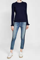 MiH Jeans M i H Pullover in Cashmere and Virgin Wool