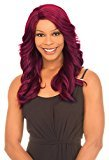 Born Free New Synthetic Hair Wig Slim Line Lace Part Wig SLW22 (1B)