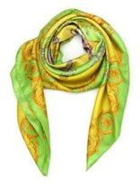 Versace Butterfly Barocco Scarf