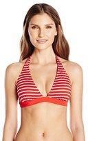 Tommy Hilfiger Women's Halter Bra Bikini Top