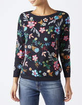Monsoon Emma Embroidery Jumper