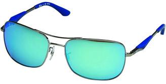 Ray-Ban Unisex 61Mm Polarized Sunglasses